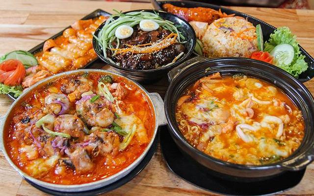 Phố Mì Cay Seoul 12 Cấp Độ - Nha Trang