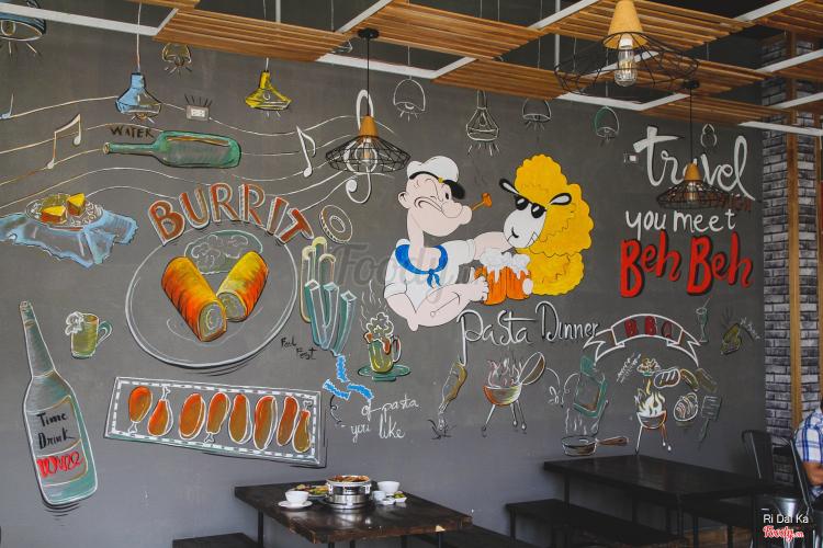 Beh Beh BBQ & BEER ở Khánh Hoà