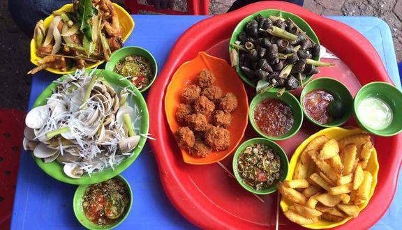 Ốc Ba Nghé - Nguyễn An Ninh