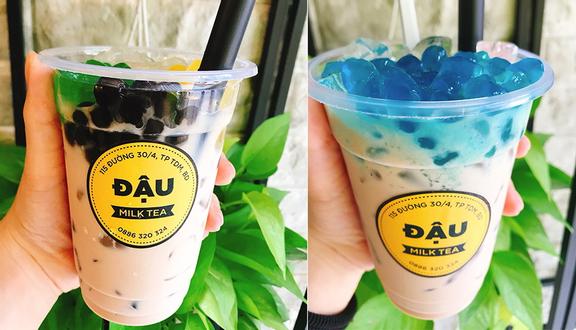 Đậu Milk Tea - Thích Quảng Đức