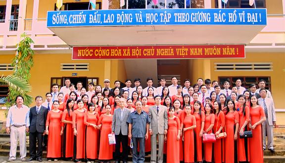 Trường THPT Đỗ Đăng Tuyển