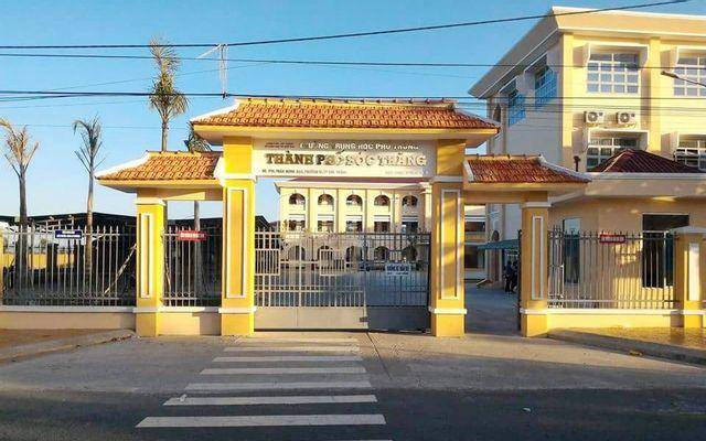 Trường THPT Thành Phố Sóc Trăng