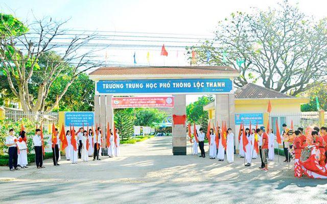 Trường THPT Lộc Thanh