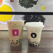 Lục trà hoàng kim (S) & Trà sữa Comebuy M