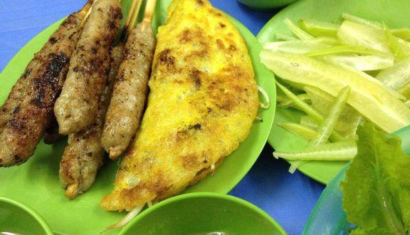 Bé Sang - Bánh Xèo & Nem Lụi