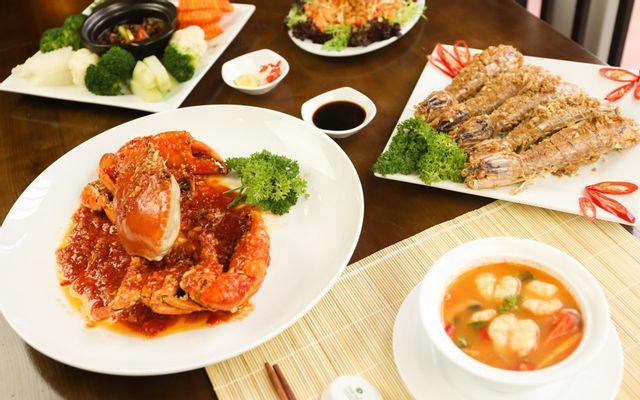 Cậu Chủ Quán - BBQ & Seafood