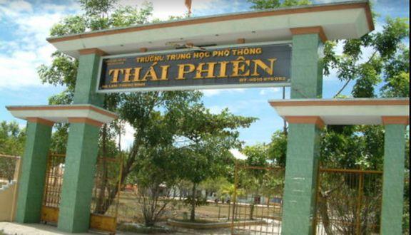 Trường THPT Thái Phiên