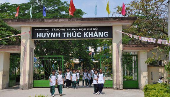 Trường THCS Huỳnh Thúc Kháng - Tam Kỳ