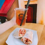 Bánh Shaurma của Mexico
