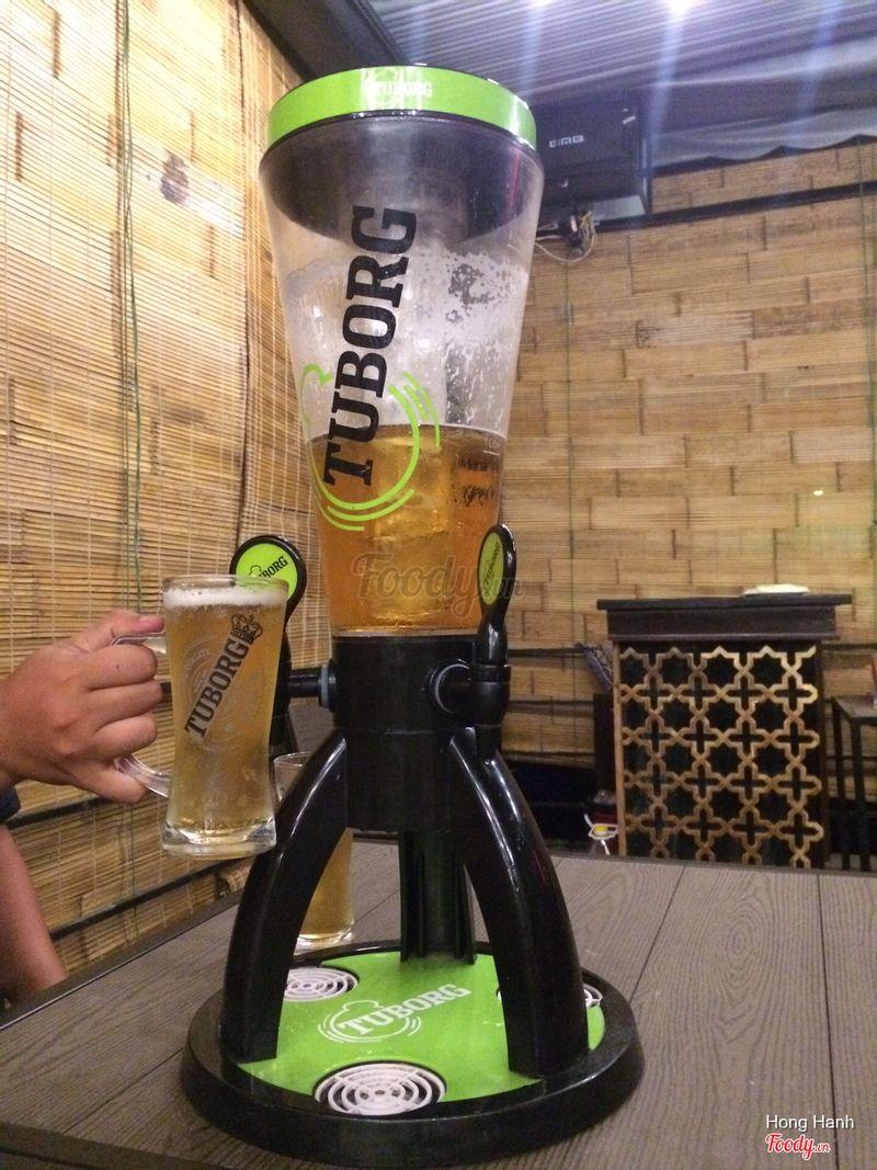Tháp bia Tuborg