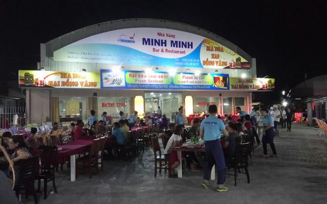 Nhà Hàng Minh Minh - Món Nga Việt & Hải Sản Tươi Sống