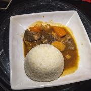 Cơm cà ri thiệt