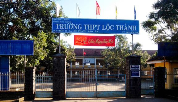 Trường THPT Lộc Thành - Quốc Lộ 55