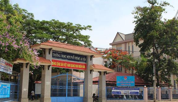 Trường THPT Đạ Tẻh