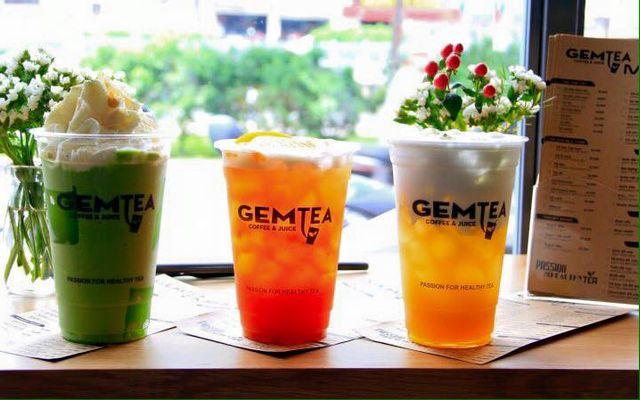 Gem Tea - Coffee & Juice
