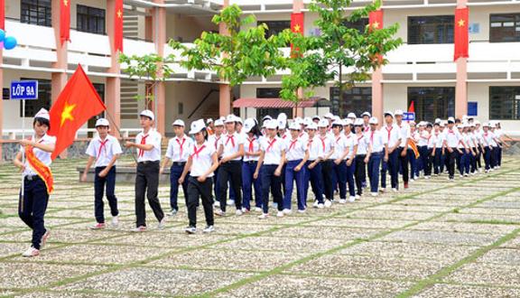 Trường THCS Nguyễn Du - Phù Lỗ
