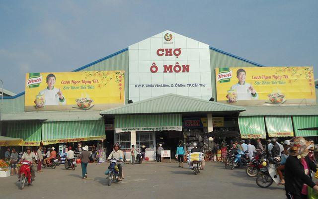 Chợ Ô Môn