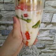 Chè thái trái cây