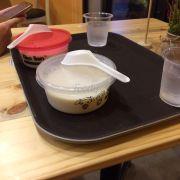 Hai phần pudding 1 truyền thốnh và 1 hương hạnh nhân