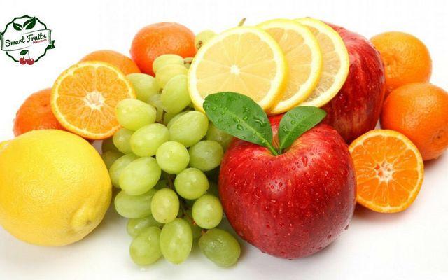 Smart Fruits - Trái Cây Nhập Khẩu - Hoàng Hoa Thám