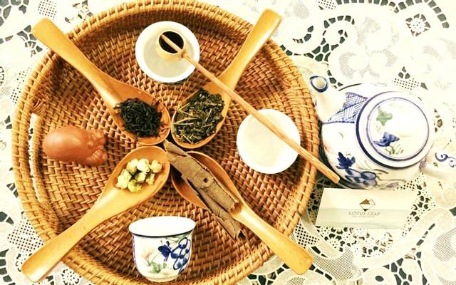 Lotus Leaf Tea House