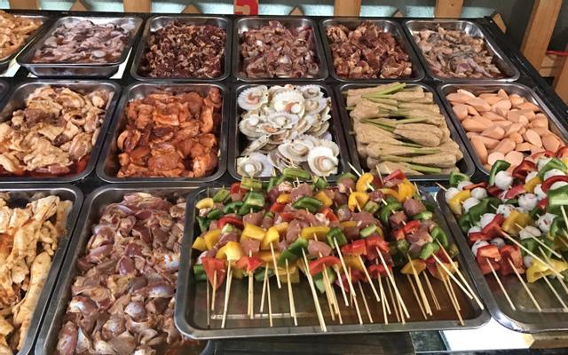 Leng Keng - Buffet BBQ