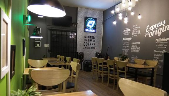 47 Station Coffee & Drink