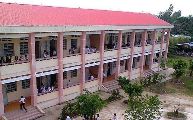Trường THPT An Thạnh 3