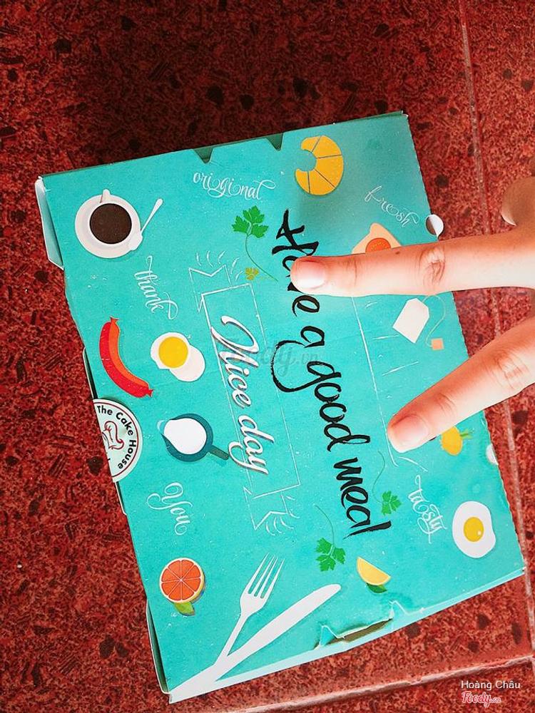Pistil - The Cake House - Shop Online ở Khánh Hoà