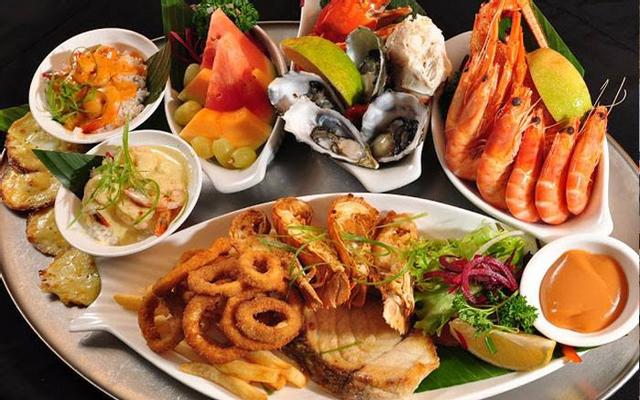 Buffet Poseidon - Seafood BBQ & Hotpot Buffet