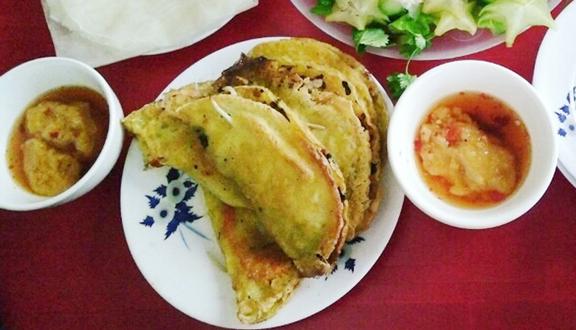 Bánh Xèo Cô Nguyệt Bình Định