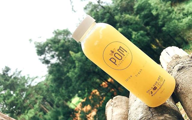 POM Fresh Juice - Nước Ép Trái Cây Tươi