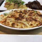Cabonarra pasta