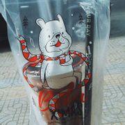 Trà Sữa Socola Size M + Topping Trân Châu