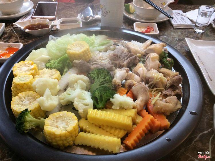 King Pot - Nhà Hàng Lẩu Hơi ở Hà Nội