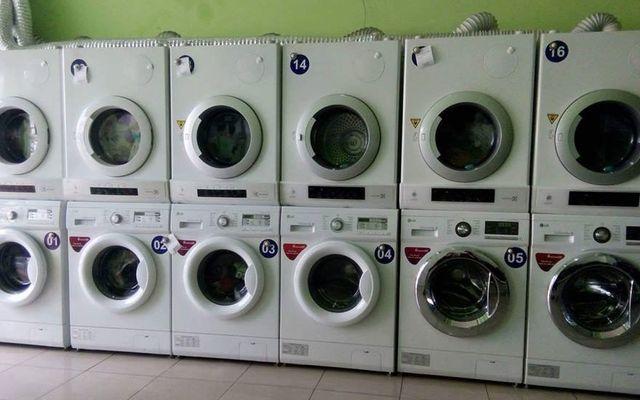 Giặt Sấy Tự Động Alolaha