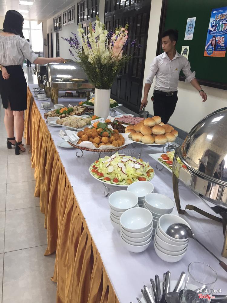 Anh Quân - Tiệc Lưu Động ở Hà Nội