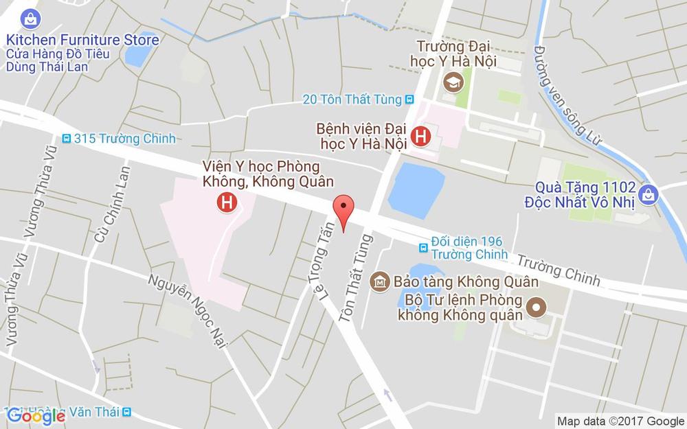Vị trí bản đồ Tầng 4, Artemis Tower, 3 Lê Trọng Tấn Quận Thanh Xuân Hà Nội