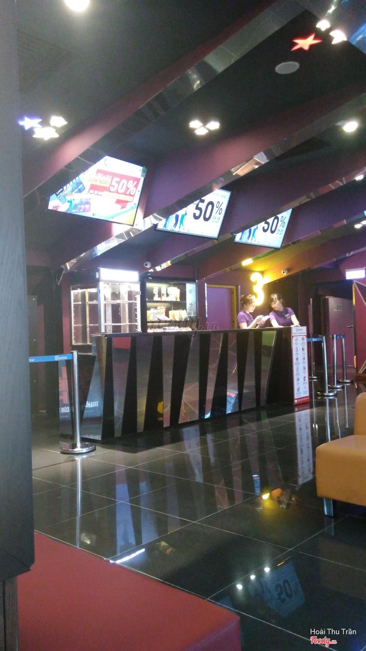 Cinestar - Hai Bà Trưng Q1 ở TP. HCM