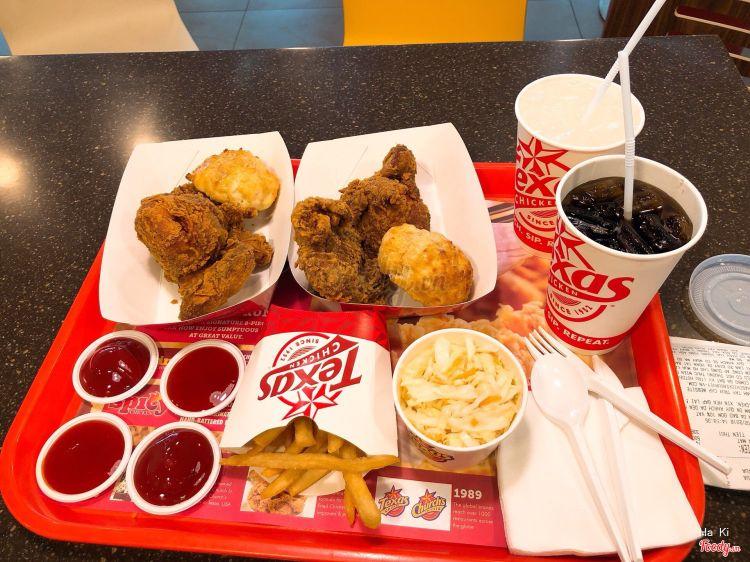 Texas Chicken - Nha Trang Center ở Khánh Hoà