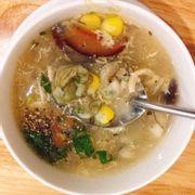 Soup hàu