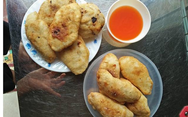 Kem Chuối & Bánh Bột Lọc