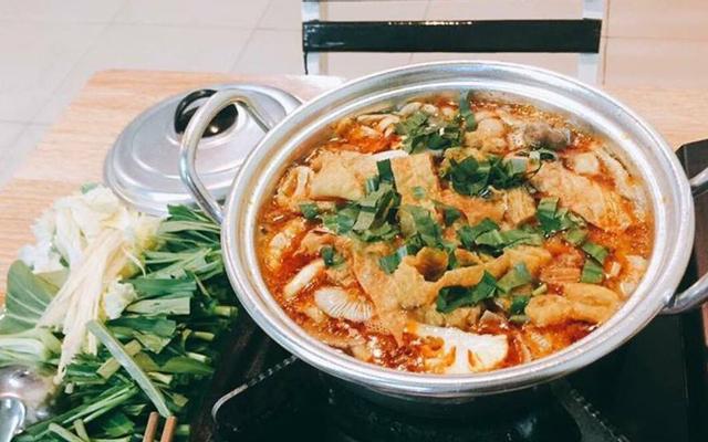 Tư Đậu 2 - Lẩu Thái Chay