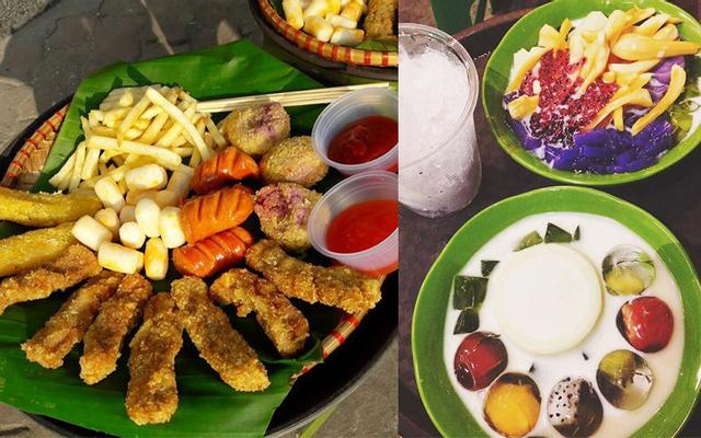 Funny Monkey - Ăn Vặt Các Loại - Phan Chu Trinh