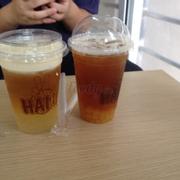 Lục trà kem chesse và trà cổ thụ san tuyết vải