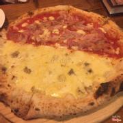 Piza 2 vị