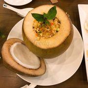 Cơm trái dừa 75k