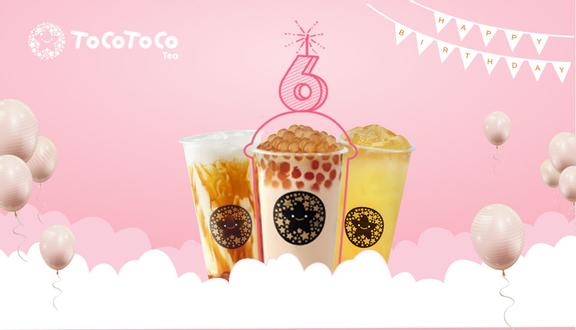 TocoToco Bubble Tea - Đường Số 41