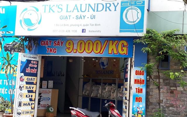 TK's Laundry - Tiệm Giặt Ủi - Lê Bình