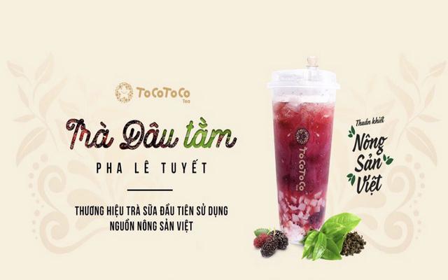 Trà Sữa TocoToco - Hùng Vương